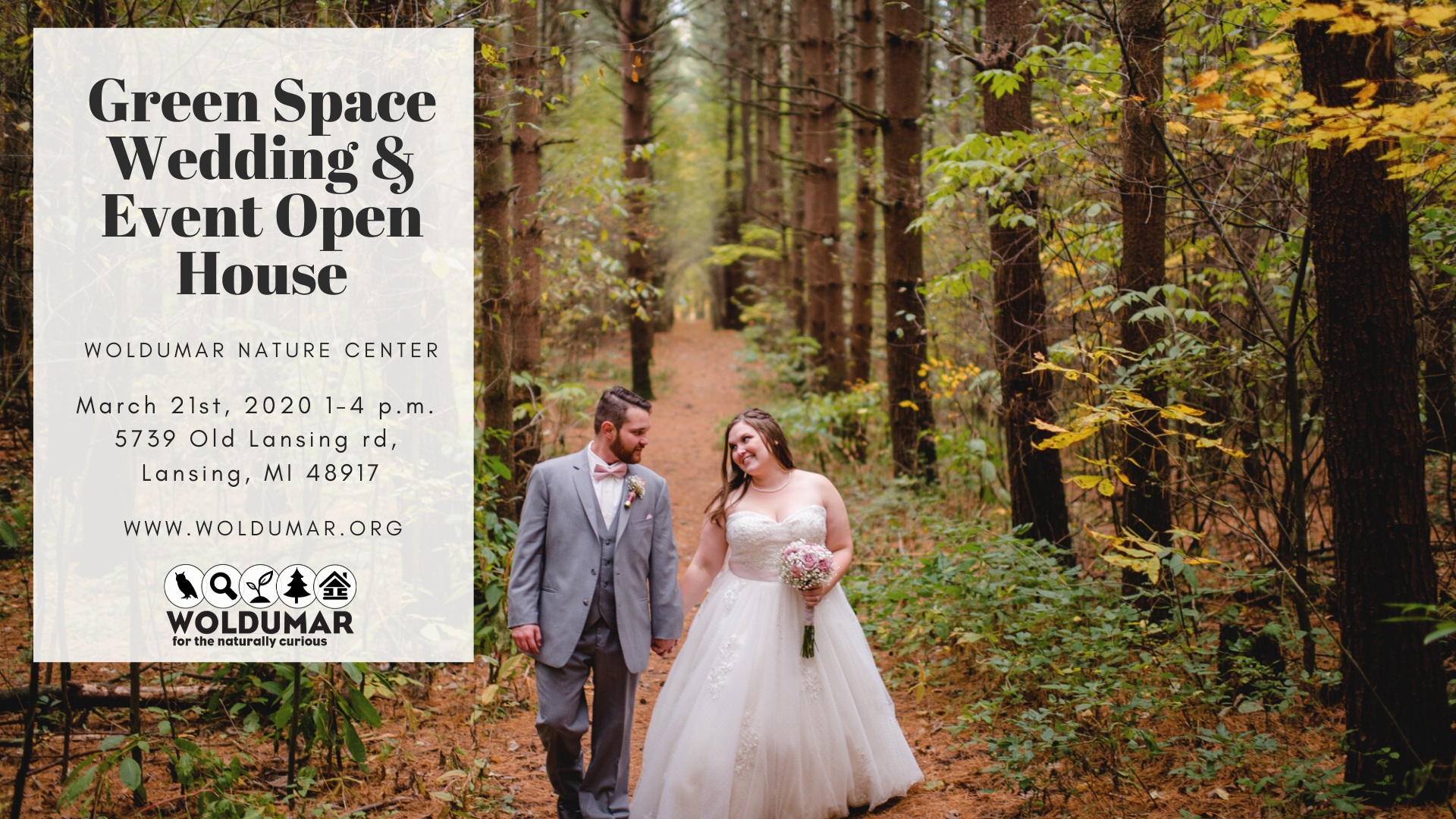 Green Space Wedding & Event Open House