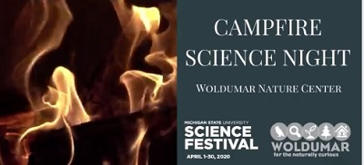 Campfire Science Night